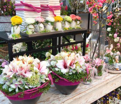 Wir führen eine große Auswahl an Seidenblumen